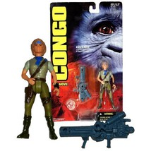 Kenner Year 1995 CONGO The Movie Series 5 Inch ... - $14.99