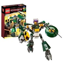 Lego Year 2007 Exo-Force Series Mecha Vehicle Figure Set # 8100 - CYCLON... - $79.99