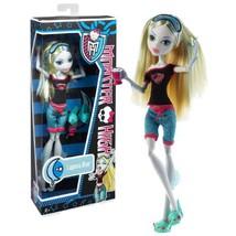 Monster High Mattel Year 2012 Dead Tired Series 11 Inch Doll - Lagoona Blue Daug - $34.99