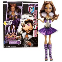 "Mattel Year 2012 Monster High ""Ghoul's Alive!"" Series 11 Inch Electronic... - $49.99"