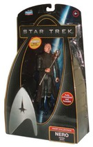 Star Trek Movie Series Warp Collection 6 Inch Tall Fully Articulated and... - $22.99