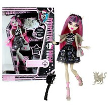 Mattel Year 2011 Monster High Diary Series 11 Inch Doll - Rochelle Goyle... - $59.99