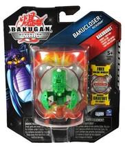 Bakugan Spin Master Year 2010 Gundalian Invaders Bakucloser Series Bakub... - $19.99