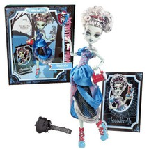 "Mattel Year 2012 Monster High ""Once Upon a Time Story"" Series 11 Inch Do... - $49.99"