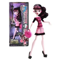 "Mattel Year 2012 Monster High ""Scaris City of Frights"" Series 10 Inch Do... - $26.99"
