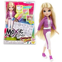 Moxie Girlz MGA Entertainment Glitterin' Style Series 10 Inch Doll Set -... - $29.99