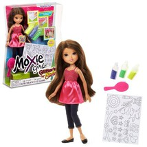 Moxie Girlz MGA Entertainment Glitterin' Style Series 10 Inch Doll Set -... - $24.99