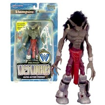 """McFarlane Toys Year 1995 """"Whilce Portacio's Wetworks"""" Series 7-3/4 Inch ... - $19.99"""