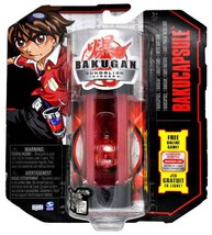 Spin Master Year 2010 Bakugan Gundalian Invaders Accessory Set - BAKUCAPSULE wit - $24.99