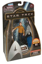 Star Trek Movie Series Galaxy Collection 4 Inch Tall Action Figure - PIK... - $14.99