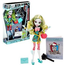 Monster High Mattel Year 2012 Picture Day Series 11 Inch Doll Set - Lagoona Blue - $39.99