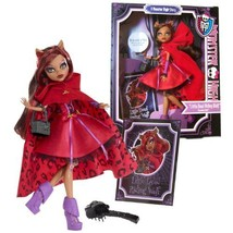"""Mattel Year 2012 Monster High """"Once Upon a Time Story"""" Series 11 Inch Do... - $59.99"""
