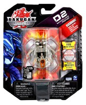 Spin Master Year 2010 Bakugan Gundalian Invaders D2 BakuDouble-Strike Series ... - $24.99