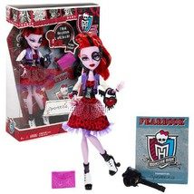 "Mattel Year 2012 Monster High ""Picture Day"" Series 11 Inch Doll Set - OP... - $44.99"