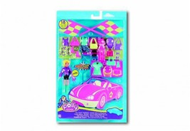 Polly Pocket: Lila Quik-Clik Car Cool Doll & Fashions - $38.99