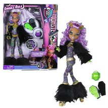 "Mattel Year 2012 Monster High ""Ghouls Rule"" Series 12 Inch Doll Set - Cl... - $52.99"