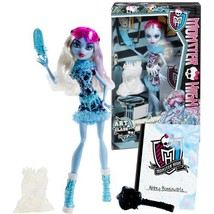 "Mattel Year 2013 Monster High ""Art Class"" Series 11 Inch Doll Set - Abbe... - $49.99"