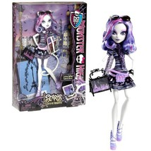 Mattel Year 2012 Monster High Scaris City of Frights Series 11 Inch Doll... - $56.99