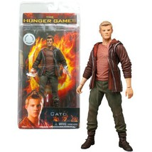 The Hunger Games NECA Year 2012 Movie Series 7 Inch Tall Action Figure - CATO - $24.99