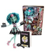 Monster High Mattel Year 2013 Frights, Camera, Action! Hauntlywood Serie... - $54.99