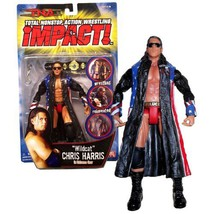 Marvel Toys Year 2006 Total Nonstop Action TNA Wrestling Series 7 Inch T... - $39.99
