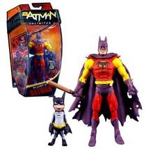 Batman Unlimited Series 7 Inch Tall Action Figure - PLANET X BATMAN with Bat-Mit - $44.99