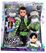 MGA Entertainment Moxie Boyz Magic Snow Series 11 Inch Doll - JAXSON with Artifi - $29.99