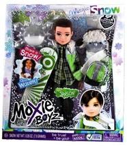MGA Entertainment Moxie Boyz Magic Snow Series 11 Inch Doll - JAXSON wit... - $29.99