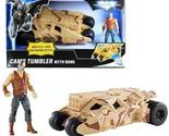 "Mattel Year 2012 DC Batman Movie Series ""The Dark Knight Rises"" 4 Inch Tall Acti"