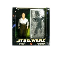 "Kenner Star Wars 12"" Han Solo as Prisoner & Carbonite Block with Frozen ... - $49.99"