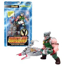 McFarlane Toys Year 1995 Rob Liefeld's Youngblood Series Ultra Class 4 I... - $24.99