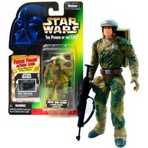 "Kenner Year 1997 Star Wars ""Power of The Force"" Series 4 Inch Tall Action Figure - $24.99"