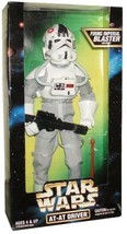 """1997 Star Wars 12"""" Action Collection Figure - AT-AT Driver - $49.99"""
