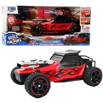 Jada Toys 2013 Battle Machines Full Function Triband 27 MHz R/C Vehicle ... - $39.99