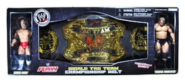 Jakks Pacific Year 2007 World Wrestling Enterta... - $67.99