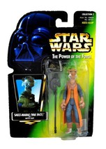 Star Wars POTF2 Saelt-Marae (Yak Face) Green Carded Hologram variant - $9.99