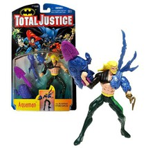 Kenner Year 1996 Batman Total Justice Series 5 Inch Tall Action Figure -... - $42.99