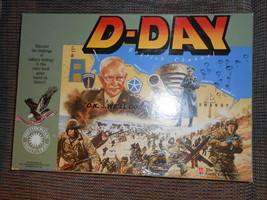 D Day Avalon Hill - $12.85