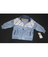 BOYS 24 MONTHS - Enyce - Blue Lined Zippered Hidden Hood Lightweight JACKET - $24.30