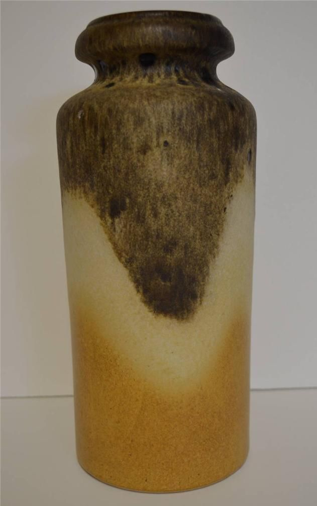Vintage 517 30 Art Pottery Vase West Germany German