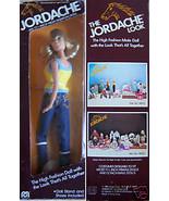 """11 1/2"""" 1981 JORDACHE DESIGNER JEANS LADY MEGO NRFB - $18.81"""