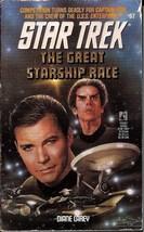 Star Trek TOS The Great Starship Race No 67 by Diane Carey 1993 - $3.00