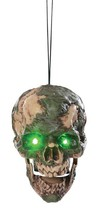 """Undead Fred Hanging Head Halloween Prop Haunted House """"FAST SHIP"""" - €29,89 EUR"""