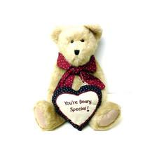 "Boyds Bears ""Mrs. Bearhugs""- 16"" Plush Bear-QVC Exclusive-#93441V - NWT ... - $39.99"