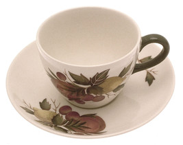 Wedgwood Covent Garden cup and saucer - $21.95