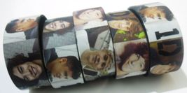One Direction 1D Celebrity Fan Unisex Silicone Bracelet Fashion Wristban... - $6.50