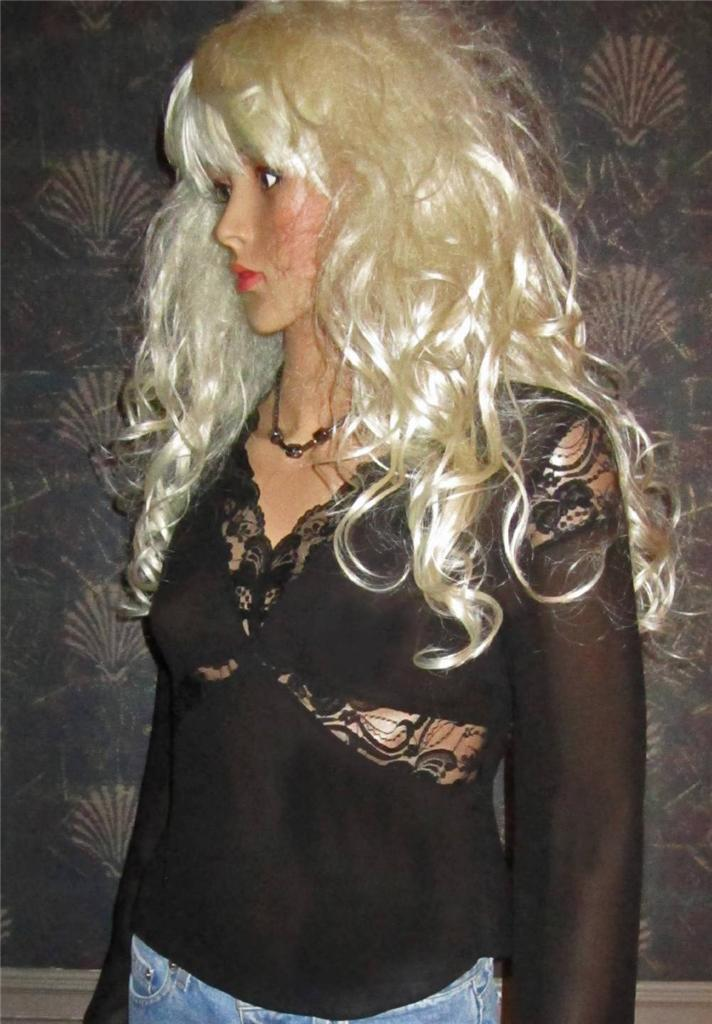 Silk Blouse Victoria'S Secret 4