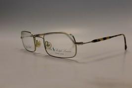 Authentic Polo Ralph Lauren 103 PF6 Gold Eyeglasses Frame 46-21-140 Cc - $55.04