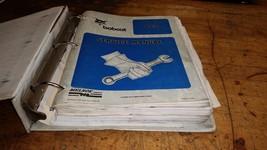 Bobcat 943 Factory Service Manual guide book printed paper - $44.55