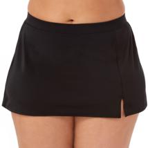 St. John's Bay Swim Skirt Plus Size 20W Black New Msrp $54.00 - $24.99